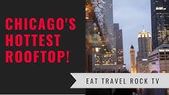 Z Bar at Peninsula Chicago // Eat Travel Rock TV
