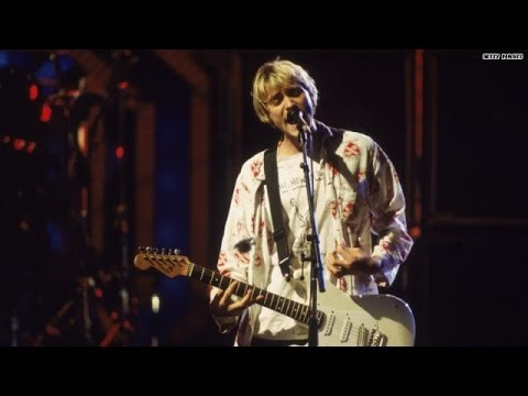 The Last Song of Kurt Cobain's Final Show Is a Tortured Version of 'Heart ...