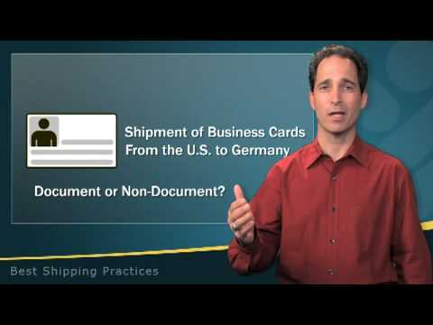 International Shipping for Ecommerce: UPS / Worldwide Brands