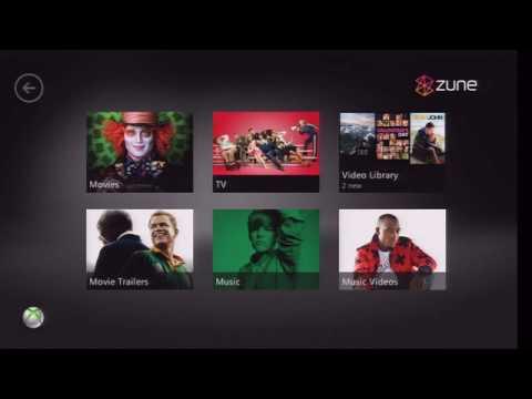 Microsoft Keynote: Xbox LIVE