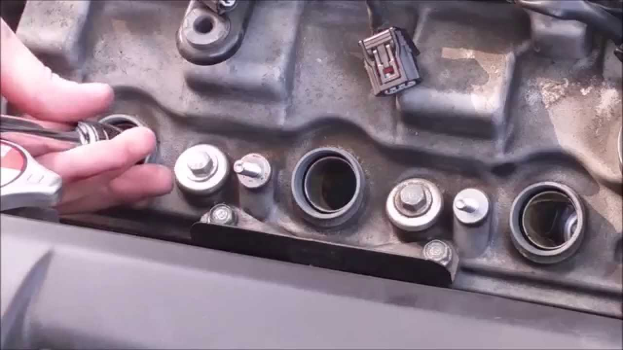 8th Gen Honda Accord Diy How To Change Your Spark