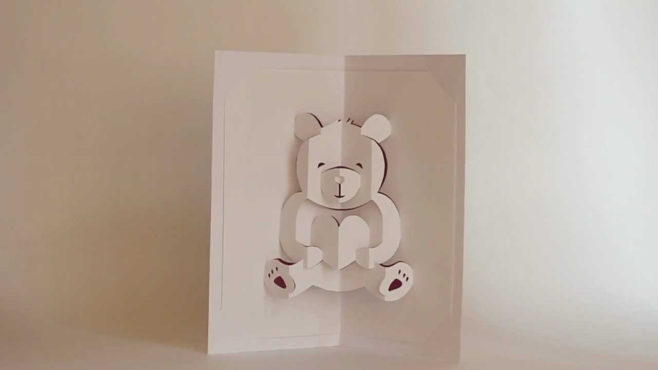 Lovely Bear Card