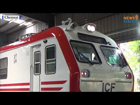 Integral Coach Factory ICF :News Station on New Generation MEMU from ICF, a little sister of Train18