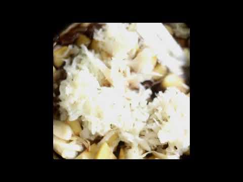 Pork Chops With Apples An And Sauerkraut