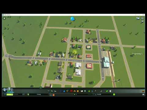 Let's Play Cities: Skylines - Trinity - Episode 45 - Northern Towns!