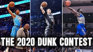 Why The 2020 Dunk Contest Will Be The Greatest Of All Time | Zion Williamson? Zach Lavine? Video