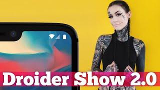 Деревянный OnePlus 6, iPad 2018, НОВЫЙ формат и ФИАСКО Почты России l Droider Show #336
