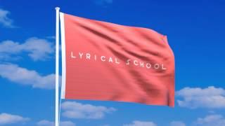 lyrical schoolの旗が風になびく動画。 アニメーションGIF、透過PNGのデ...