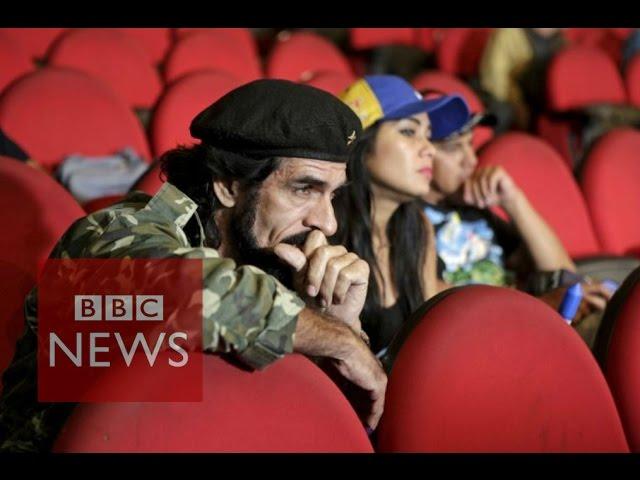 Venezuela: 'Devastating night' for Socialists - BBC News
