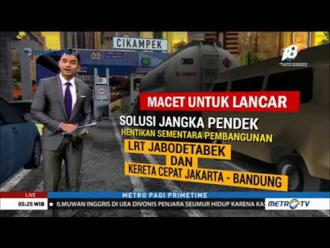 Solusi Mengurangi Kemacetan di Tol Jakarta-Cikampek Mp3