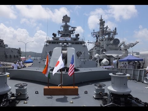 India, US, Japan to Conduct Trilateral Naval Drills; China Expected to Closely Monitor Exercises