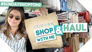 Sunday Shopping / PRIMARK Try On + Haul