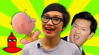 G.I. JOE on Community!! & Peanuts the Movie - Toon Buzz - Ep 38