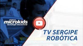 TV Sergipe afiliada TV Globo -  Microkids