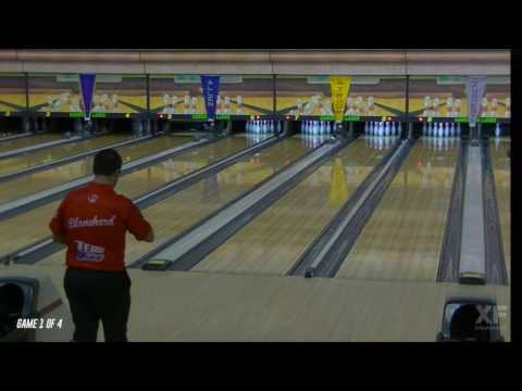 Josh Blanchard Goes for 300 in PBA XF Reality Check Classic