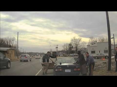 Bordentown City dash cam video
