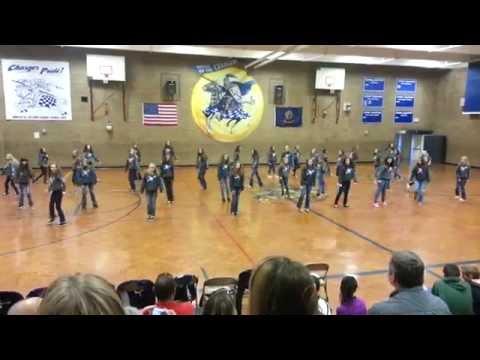 Lowell Scott Middle School Dance