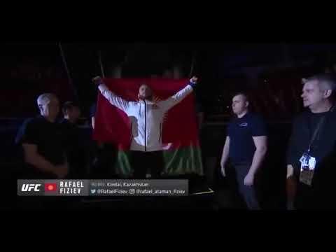 Рафаэль Физиев VS Магомед Мустафаев полный бой в UFC 20 Aprill