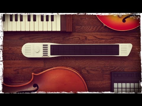 Artiphon Instrument 1 UltraSwanky MultiInstrumental Music Gizmo
