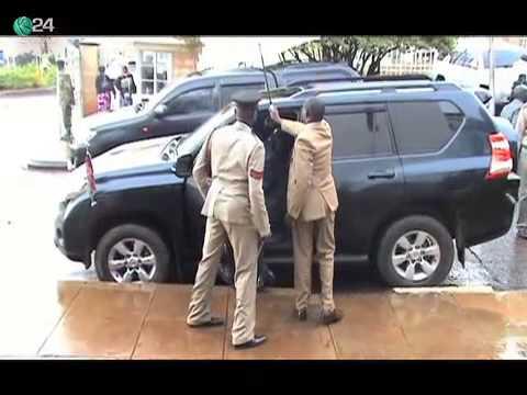 Baringo Governor