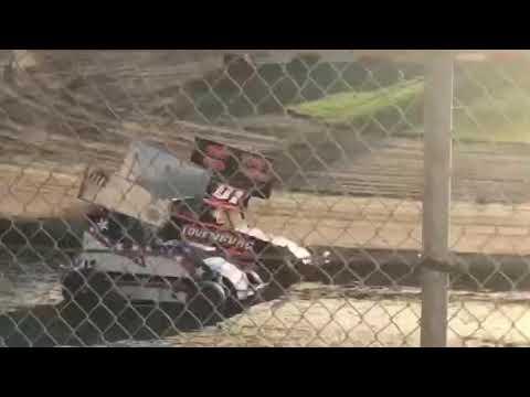 Delta Speedway 8/31/19 Jr Sprint 2A- Ty