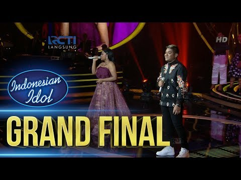 MARIA ft. ABDUL - RISE (Katy Perry) - Grand Final - Indonesian Idol 2018