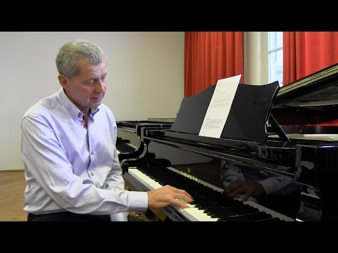 Piano Masterclass | Playing Chords - Voicing, Stabilisation, Arm Weight