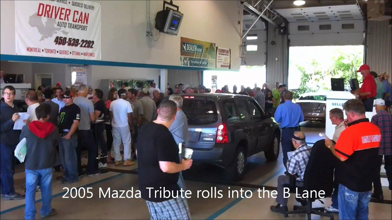 "Matthew the Car Guy"" ADESA Public Auction July 21"