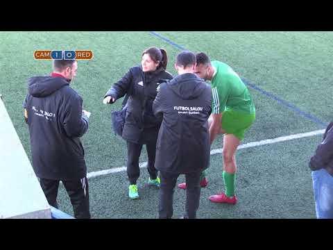 El Partit: CF Camarles - CF Reddis