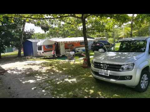 Camping Clube Do Brasil (CCB) Em Bertioga-SP