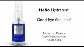 Hyaluronic Acid, Hyaluronic Acid Serum, Your Best Hyaluronic Acid Serum! Thumbnail