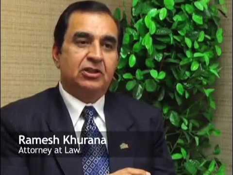 Immigration Attorney Ramesh Khurana - Perm Process
