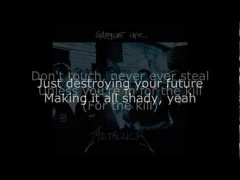 Metallica - Mercyful Fate Lyrics (HD)