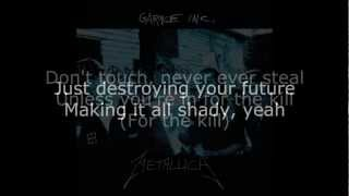 Metallica - Mercyful Fate Lyrics (HD)