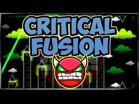 [60Hz] (Very Hard Demon) Critical Fusion By Nox - Geometry Dash
