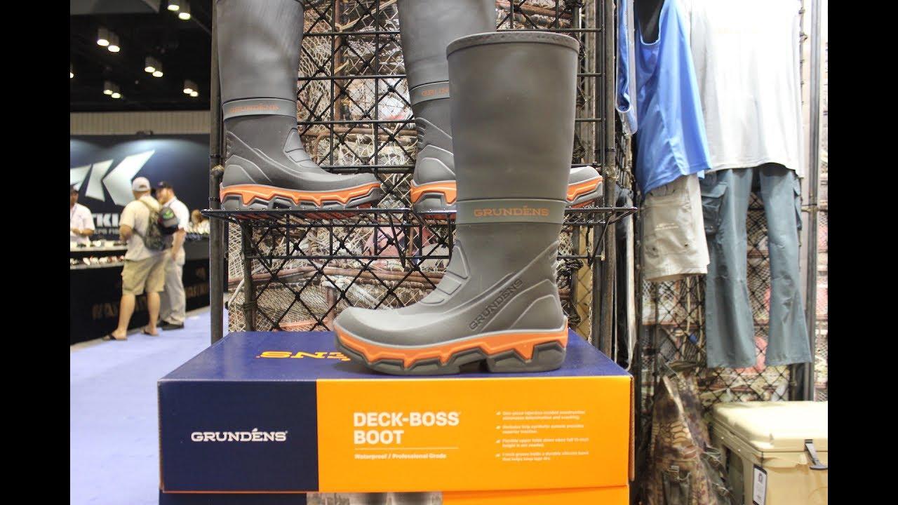 f836bee435e Grundéns Deck Boss Boot