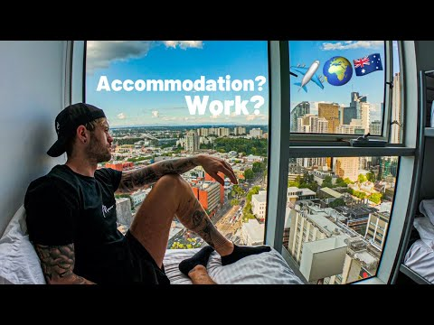 Finding WORK & ACCOMMODATION In AUSTRALIA? | Melbourne | EP2