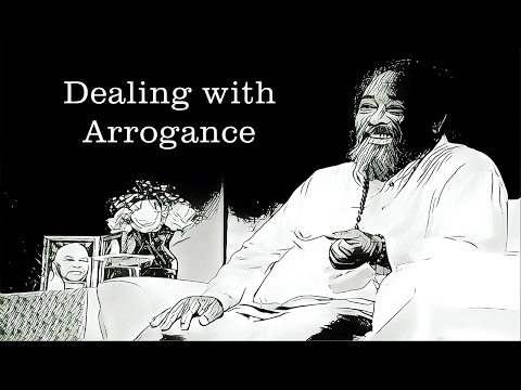 🕉😀 Arrogance is a Hindrance on Your Spiritual Path to Enlightenment - Advaita Master Mooji
