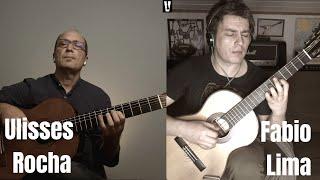 AQUIDISTANTES 8 - Fabio Lima e Ulisses Rocha -  Meio do Caminho