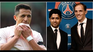 Paris Saint-Germain respond after reports link them to a move for Alexis Sanchez