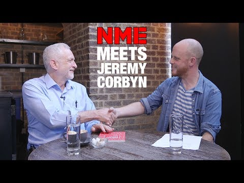 NME Meets Jeremy Corbyn – watch the full video interview