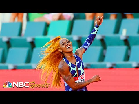 An Outpouring of Love for Olympic Runner Sha'Carri Richardson