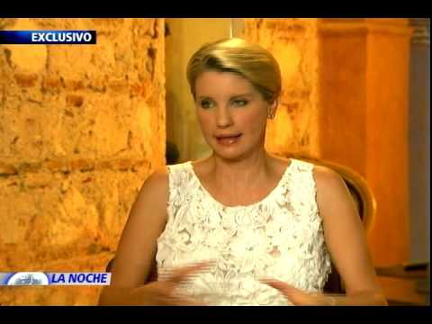 Entrevista exclusiva de Claudia Gurisatti a Pedro Pablo Kuczynski Presidente de Perú