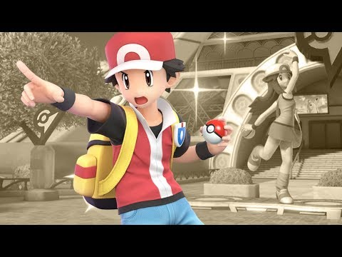 Unused SSBUlt Pokemon Trainer Victory Animation