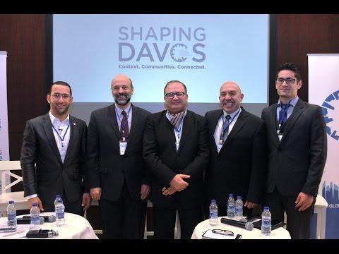 World Economic Forum's Shaping Davos - Amman Hub