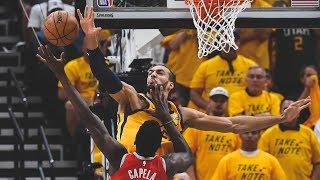 Rudy Gobert Is The NBA's Block King   Best Blocks 2018-19