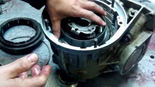 видео Супротек в АКПП на Honda CR-V (буксует автомат) B20B 4WD 1997