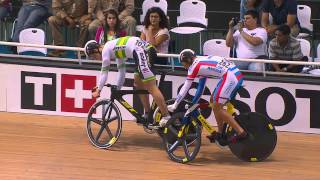Mens Sprint Bronze - 2014 UCI Track Worlds