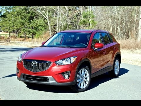 Test Drive Review 2013 Mazda Cx 5 Skyactiv Awd