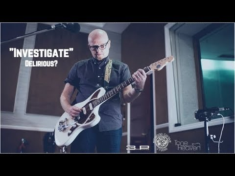 Stu G (Delirious?) Investigate LIVE at Midwood Guitar Studio
